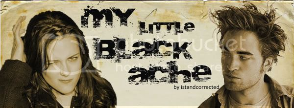 Banner for My Little Black Ache